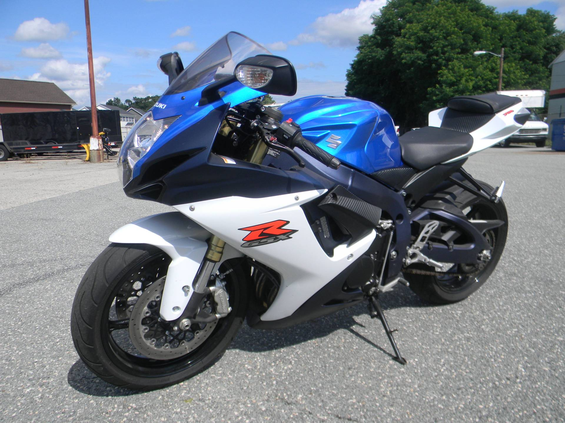 2011 Suzuki GSX-R750™ in Springfield, Massachusetts - Photo 5
