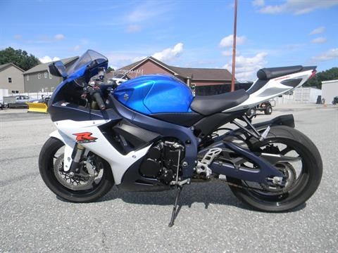 2011 Suzuki GSX-R750™ in Springfield, Massachusetts - Photo 6