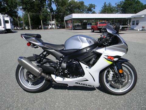 2018 Suzuki GSX-R600 in Springfield, Massachusetts - Photo 1