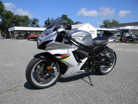 2018 Suzuki GSX-R600 in Springfield, Massachusetts - Photo 5