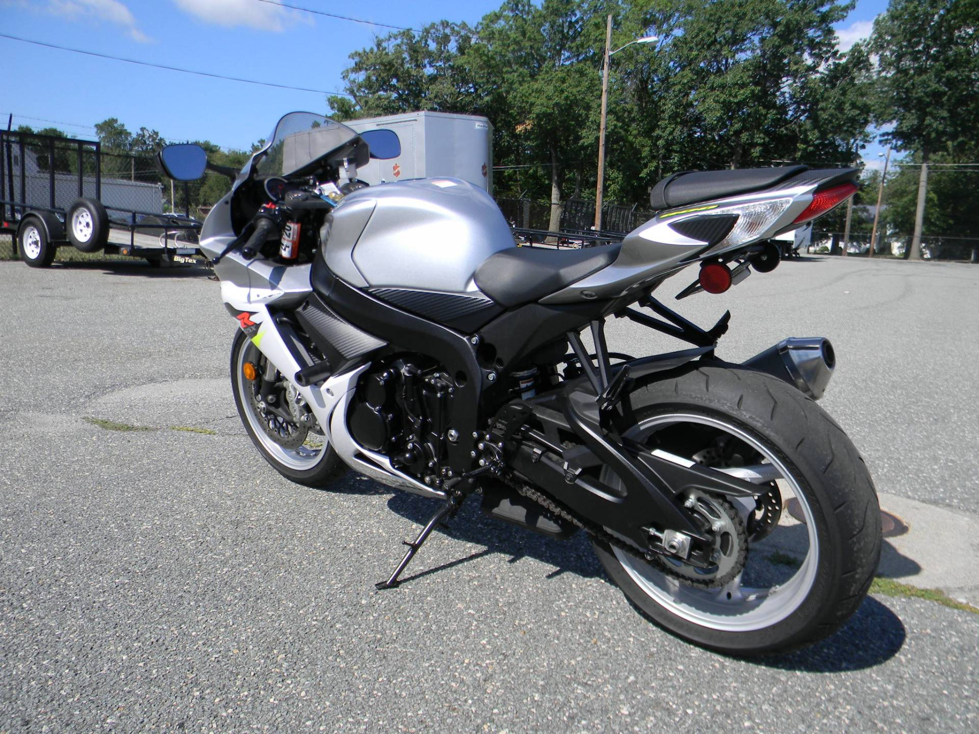 2018 Suzuki GSX-R600 in Springfield, Massachusetts - Photo 7