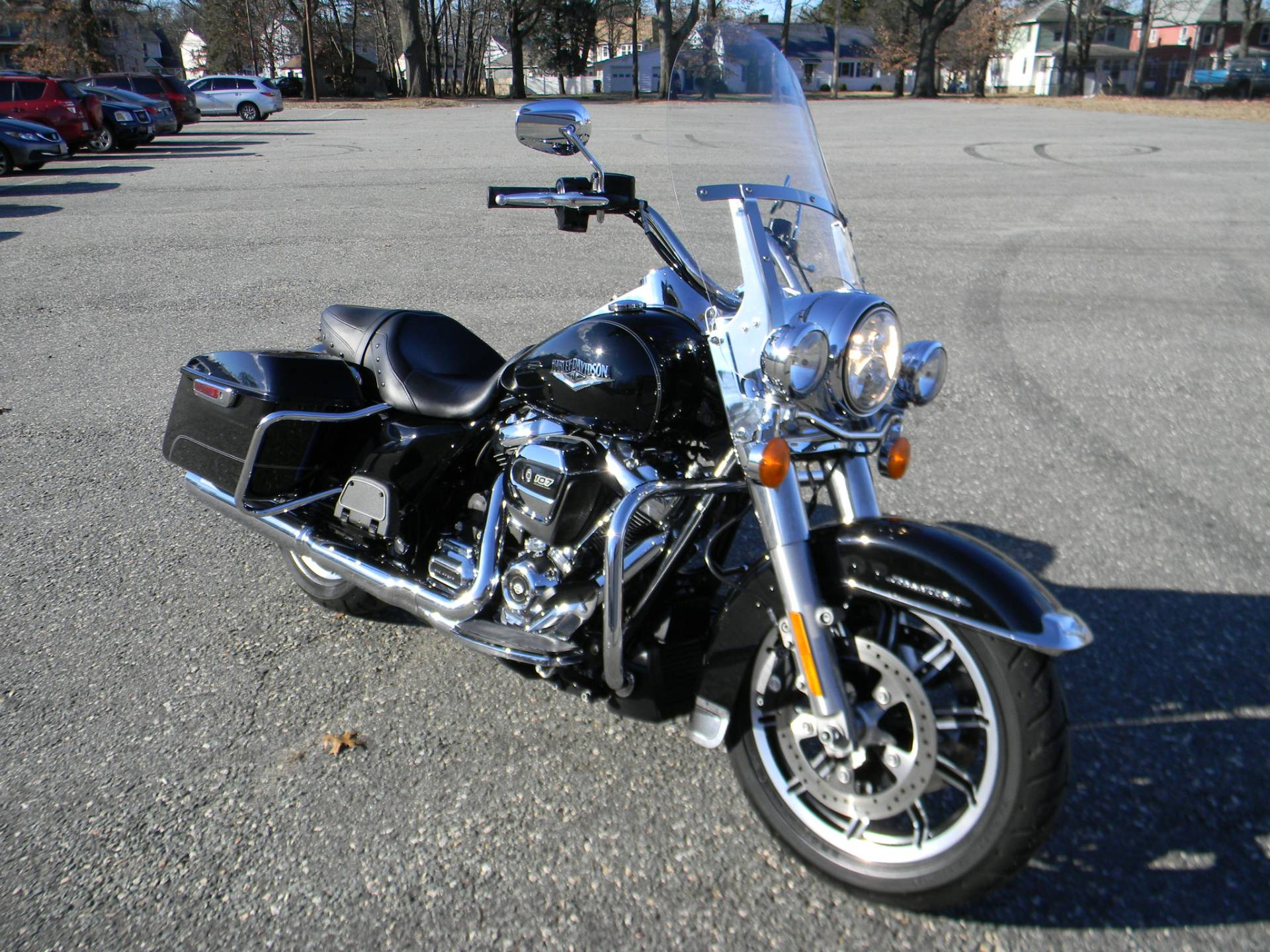 2017 Harley-Davidson Road King® in Springfield, Massachusetts