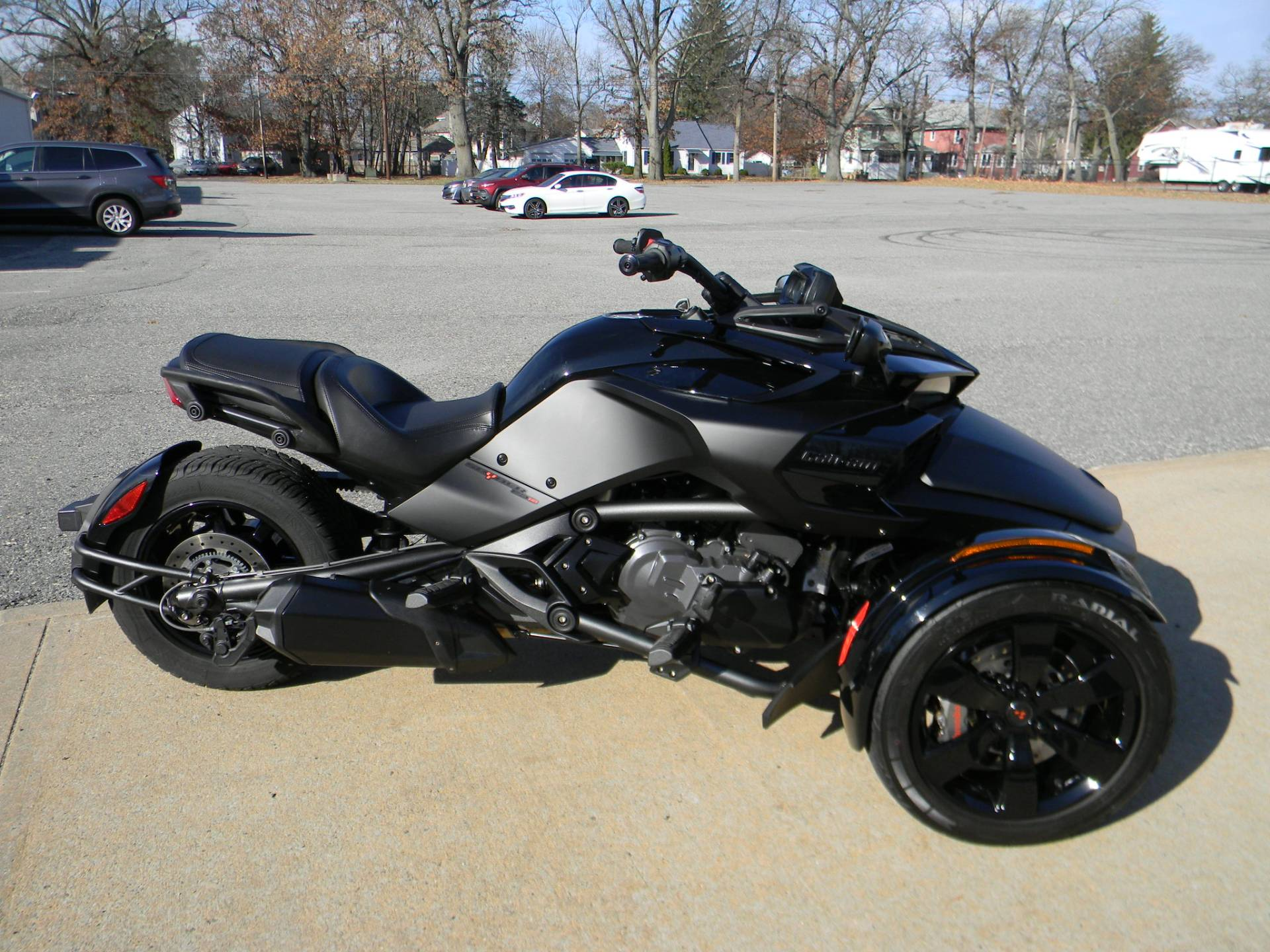 2020 Can-Am Spyder F3-S SE6 in Springfield, Massachusetts - Photo 1