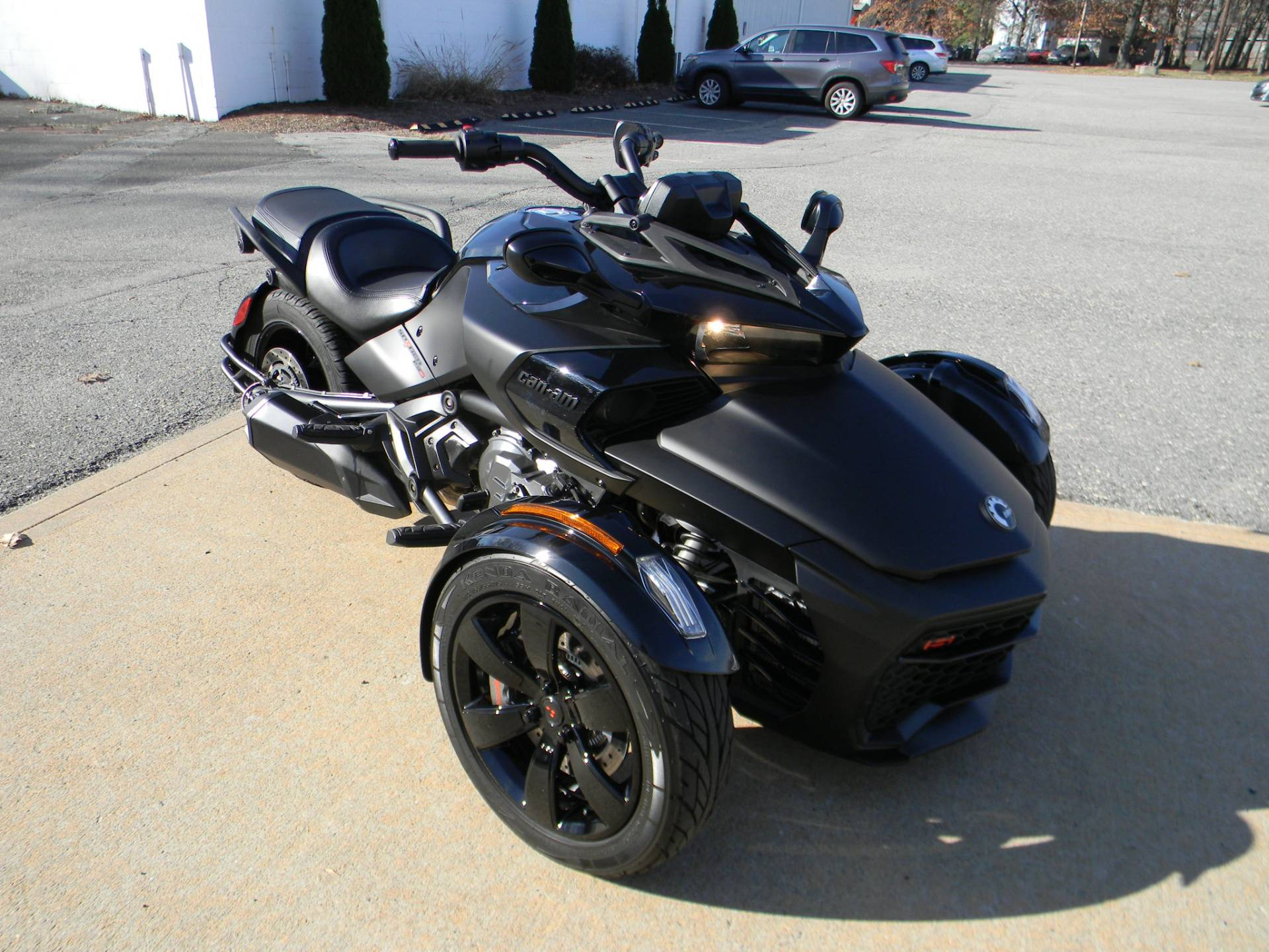 2020 Can-Am Spyder F3-S SE6 in Springfield, Massachusetts - Photo 2