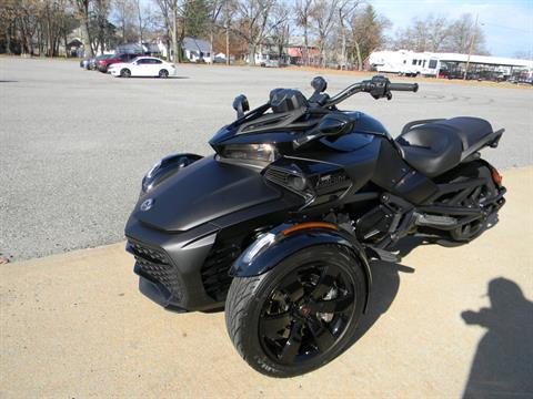 2020 Can-Am Spyder F3-S SE6 in Springfield, Massachusetts - Photo 6