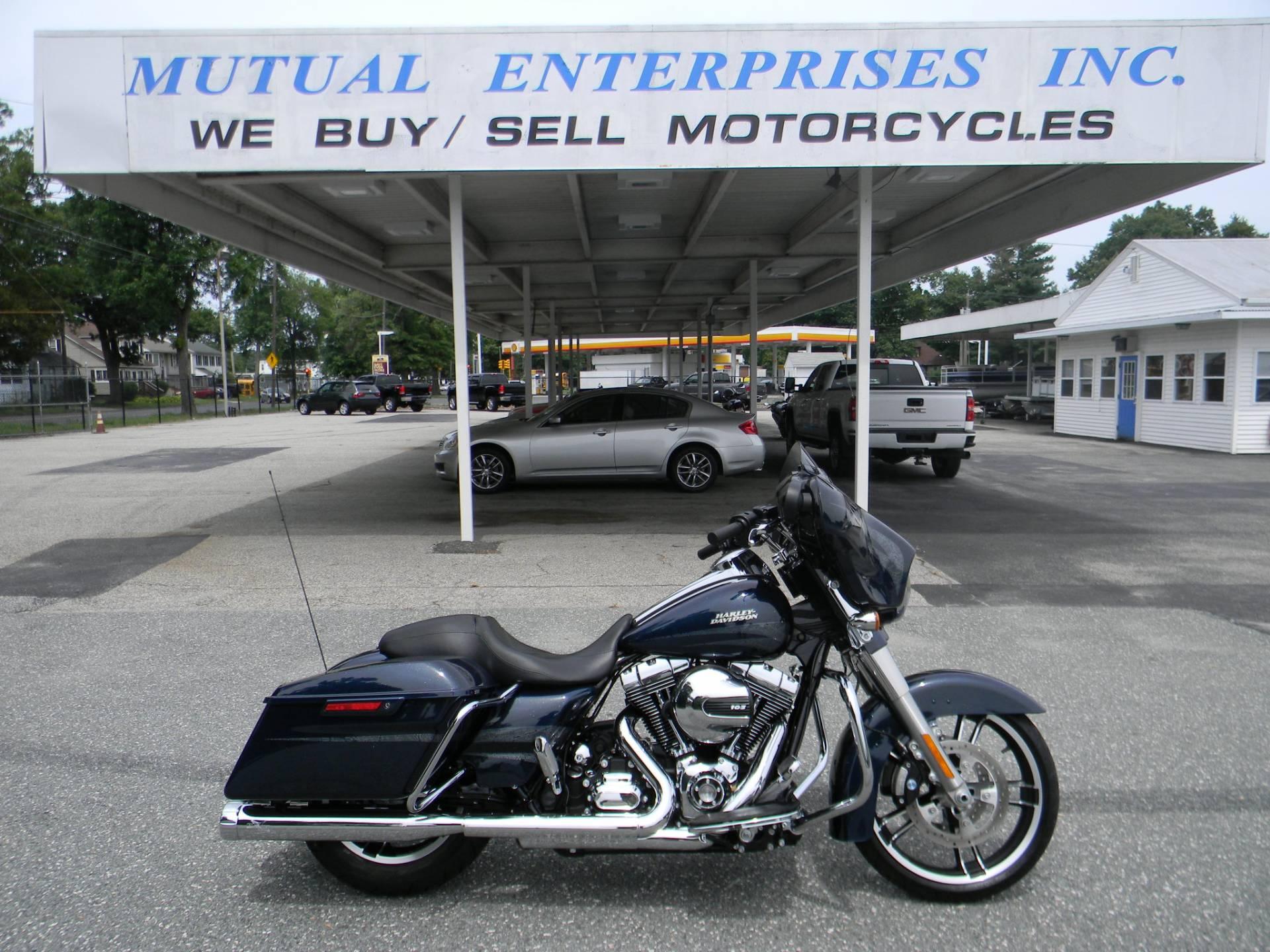 2016 Harley Davidson Street Glide Special In Springfield Machusetts