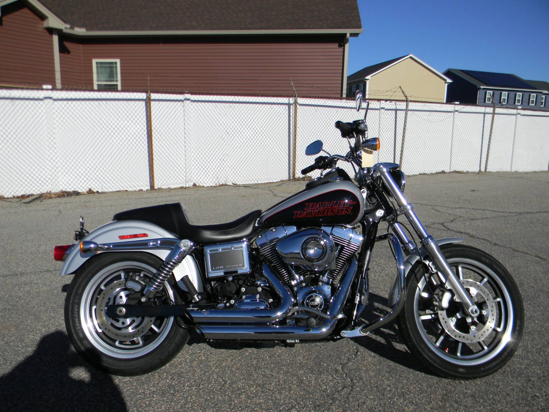 2015 Harley-Davidson Low Rider® in Springfield, Massachusetts - Photo 1