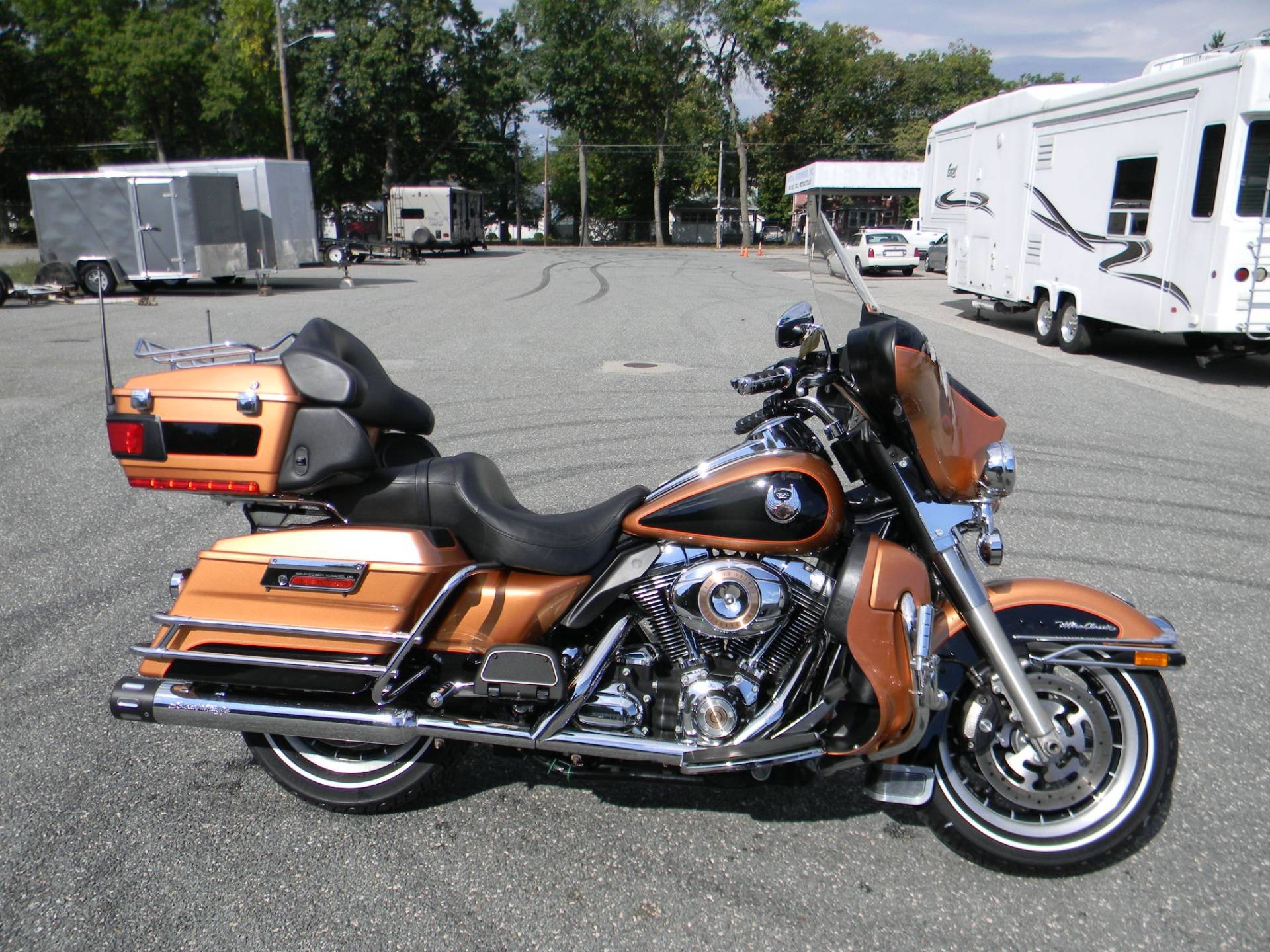 2008 Harley-Davidson Ultra Classic® Electra Glide® in Springfield, Massachusetts - Photo 1