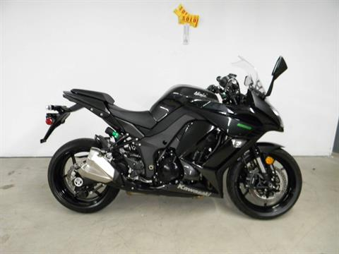 2016 Kawasaki Ninja 1000 ABS in Springfield, Massachusetts