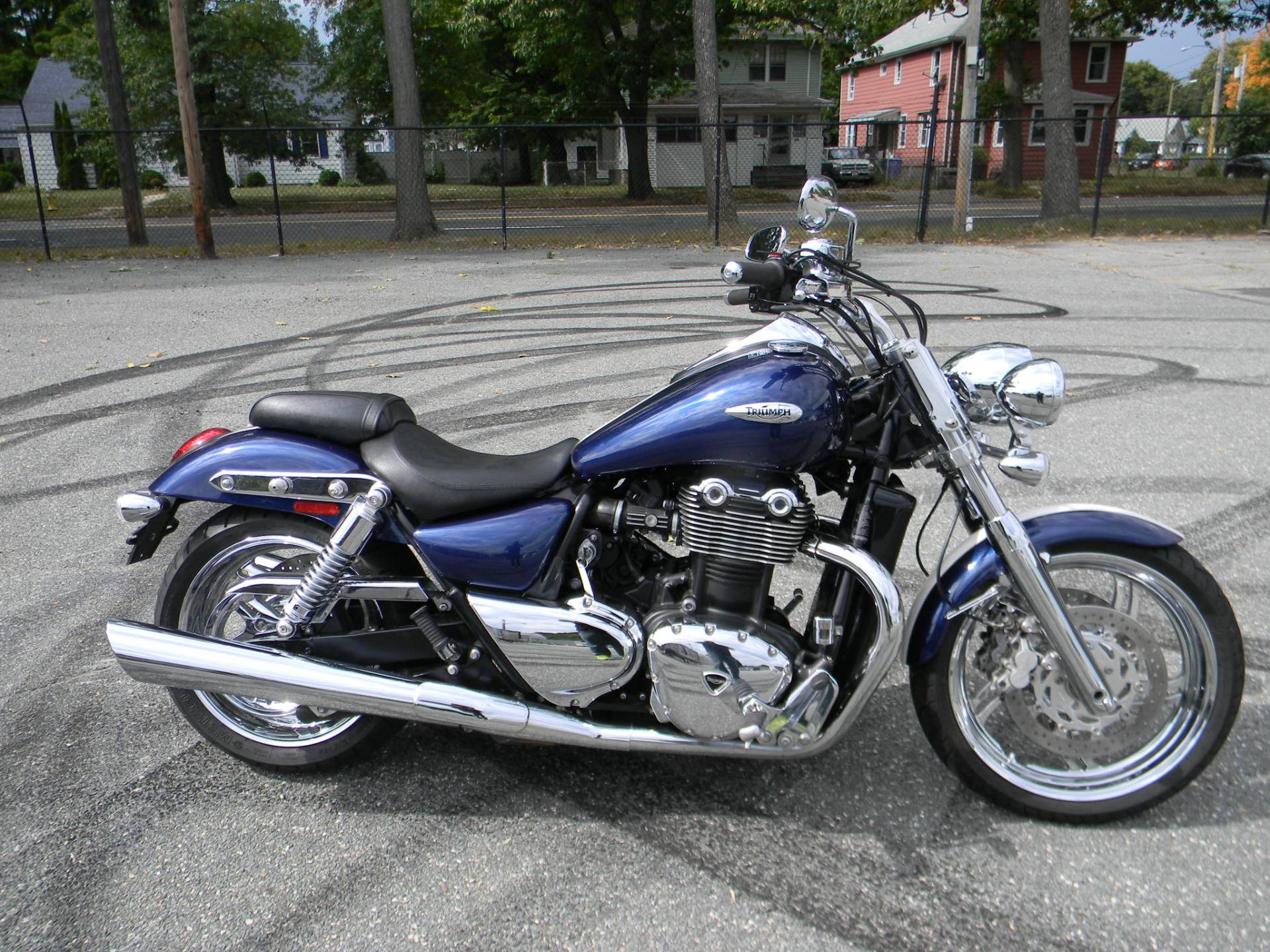 2010 Triumph Thunderbird in Springfield, Massachusetts - Photo 1