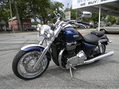 2010 Triumph Thunderbird in Springfield, Massachusetts - Photo 5