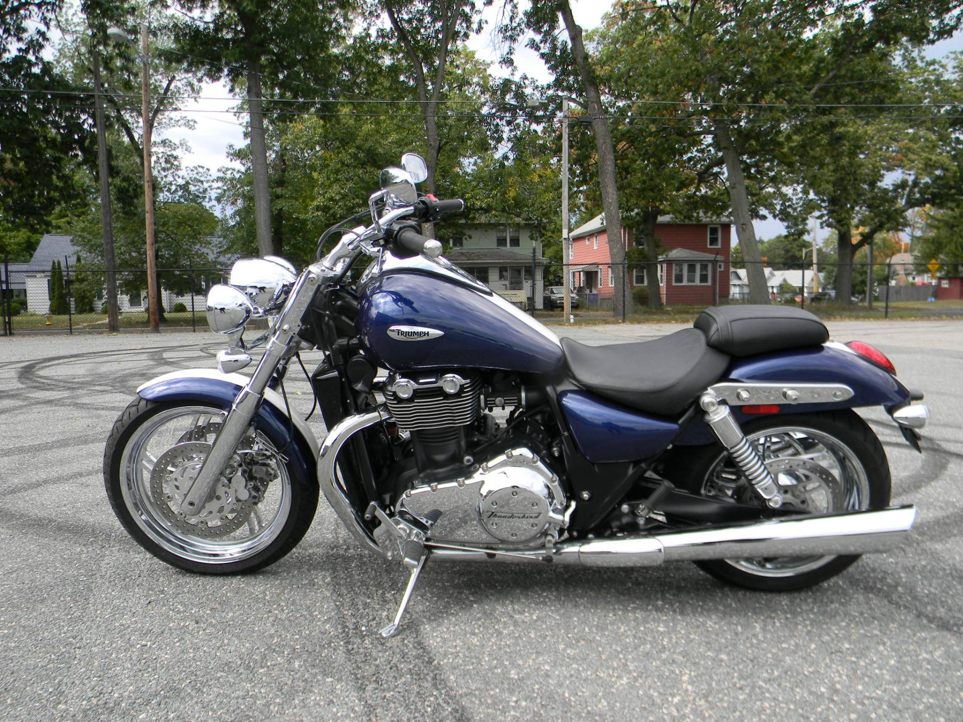 2010 Triumph Thunderbird in Springfield, Massachusetts - Photo 6