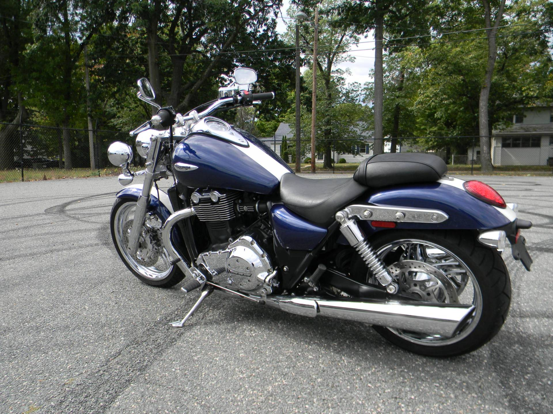 2010 Triumph Thunderbird in Springfield, Massachusetts - Photo 7