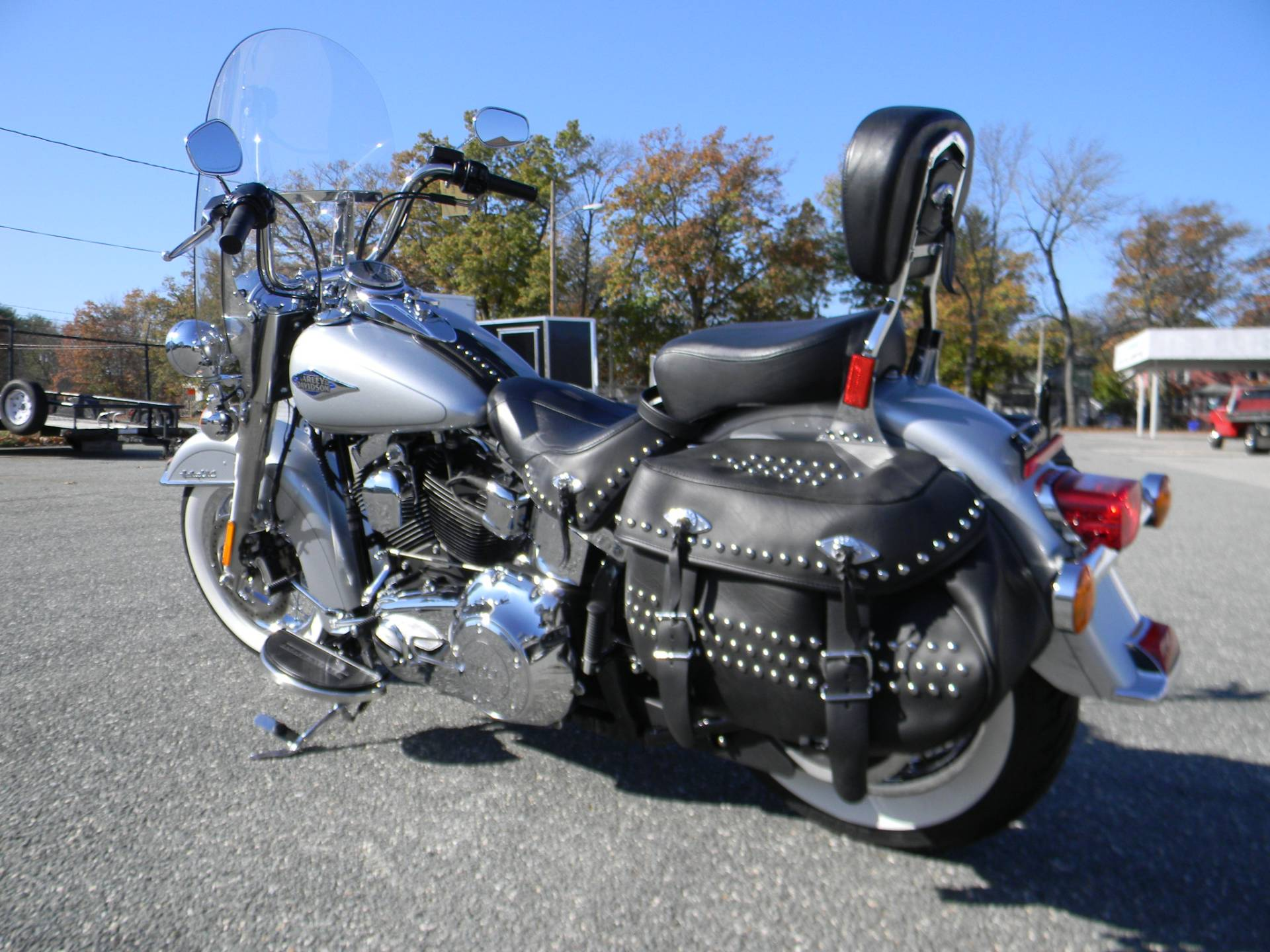 2015 Harley-Davidson Heritage Softail® Classic in Springfield, Massachusetts - Photo 8