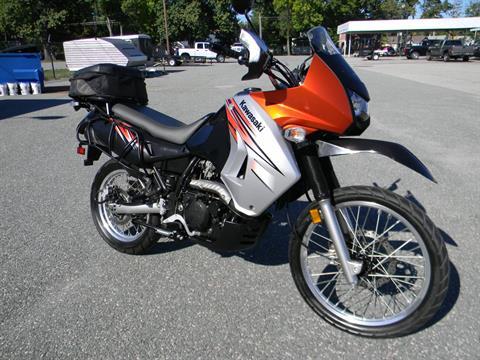 2011 Kawasaki KLR™650 in Springfield, Massachusetts