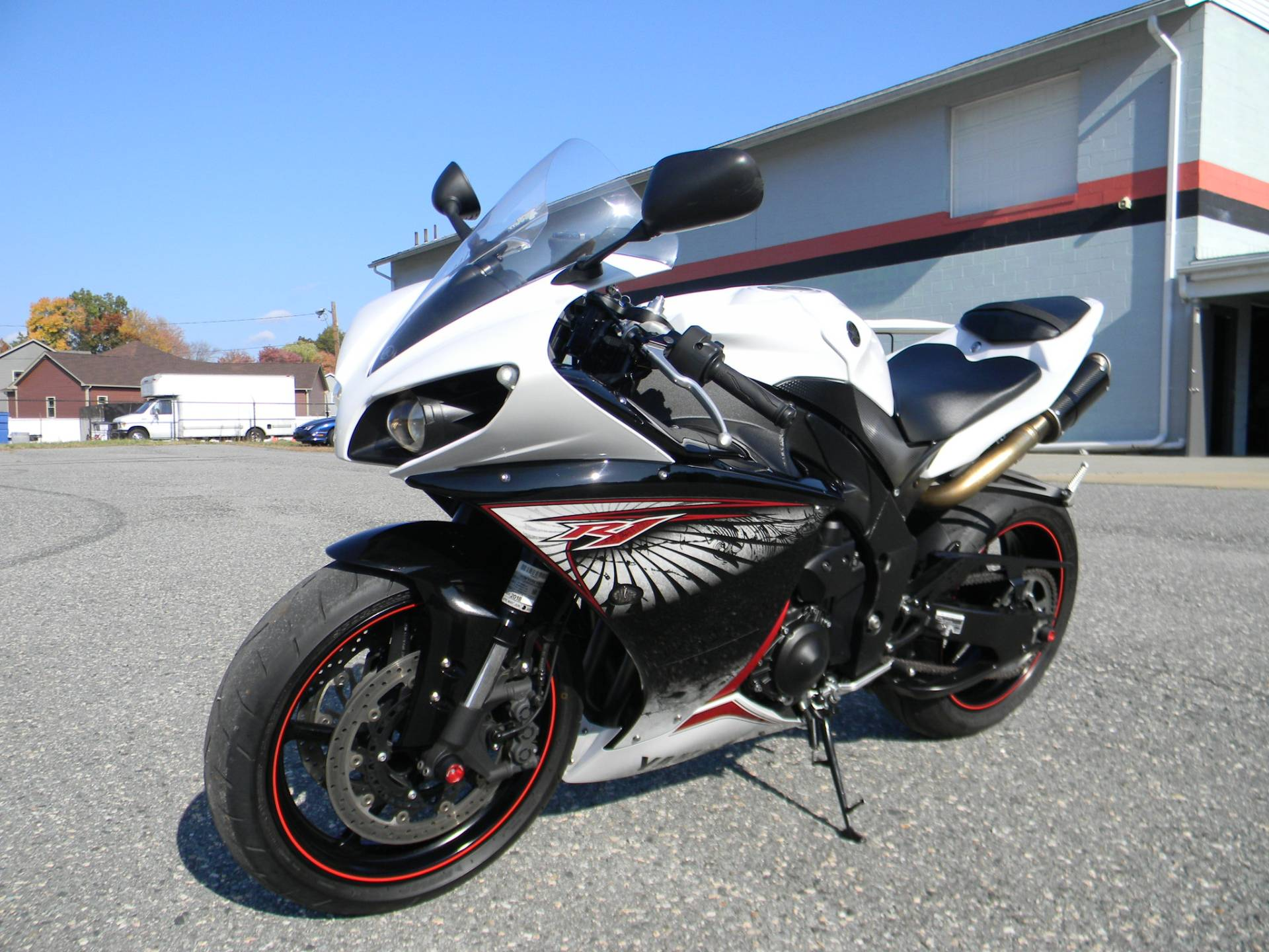 2012 Yamaha YZF-R1 in Springfield, Massachusetts - Photo 4