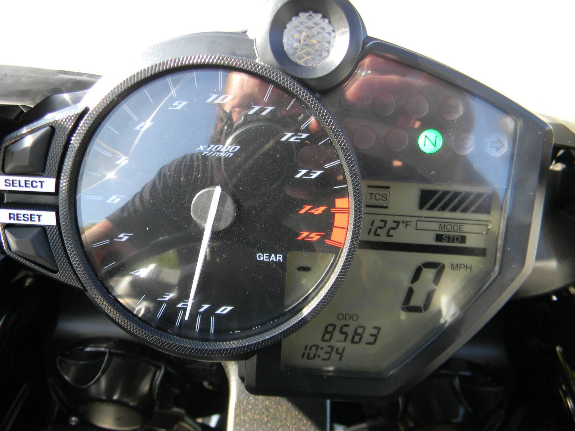 2012 Yamaha YZF-R1 in Springfield, Massachusetts - Photo 7