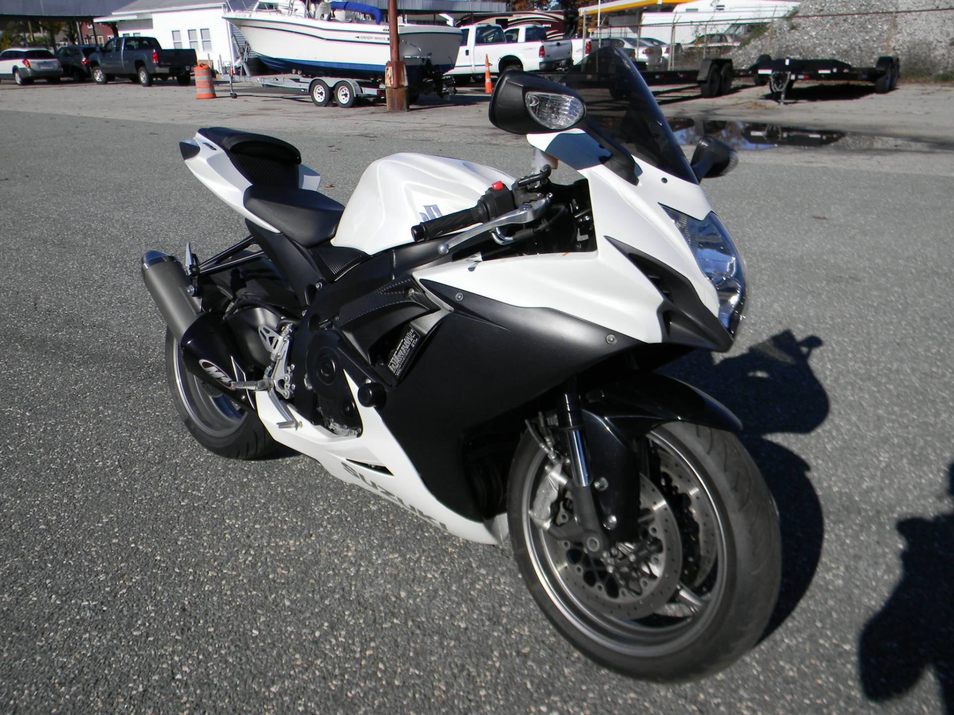 2011 Suzuki GSX-R600™ in Springfield, Massachusetts - Photo 2