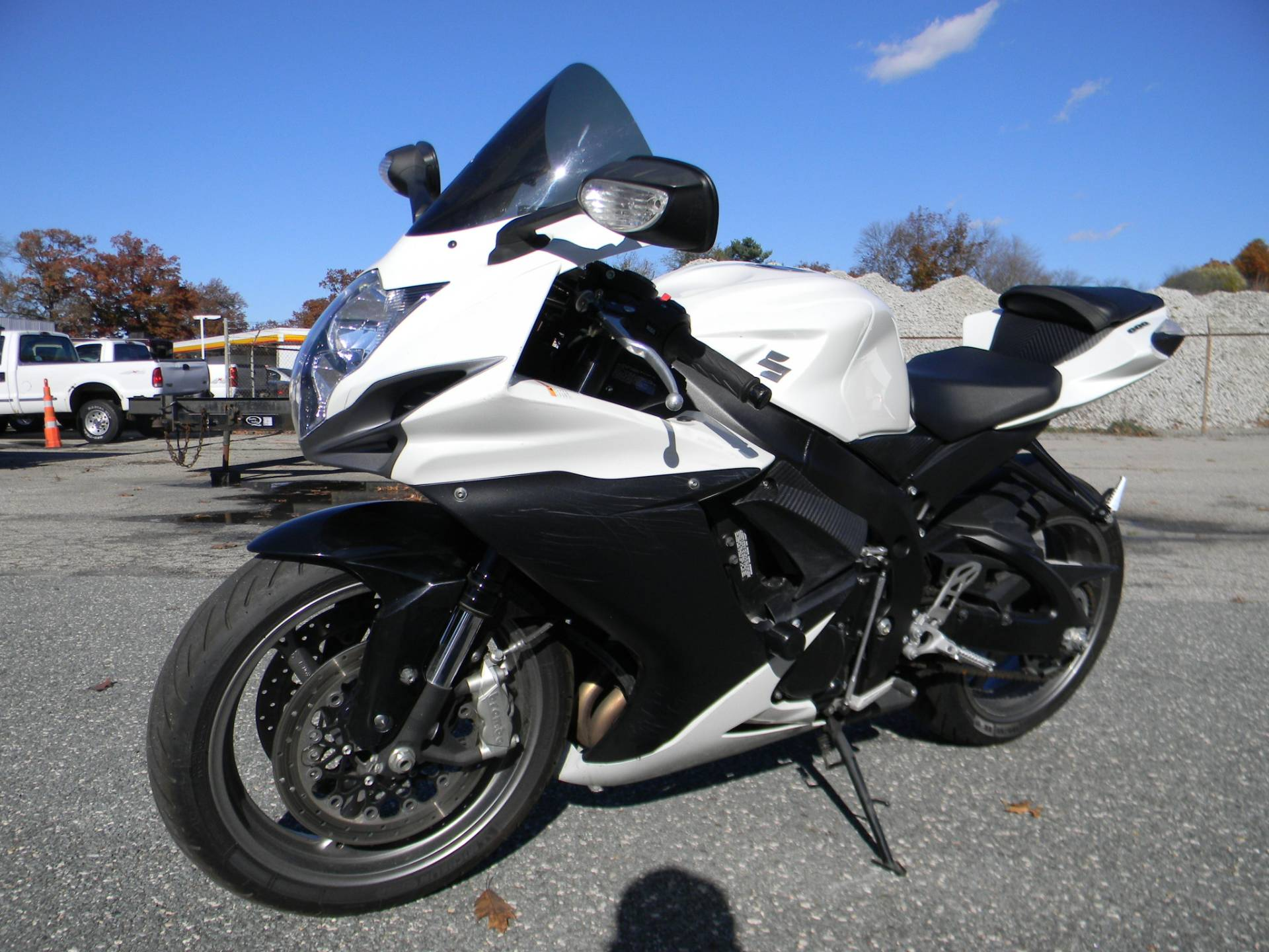 2011 Suzuki GSX-R600™ in Springfield, Massachusetts - Photo 4