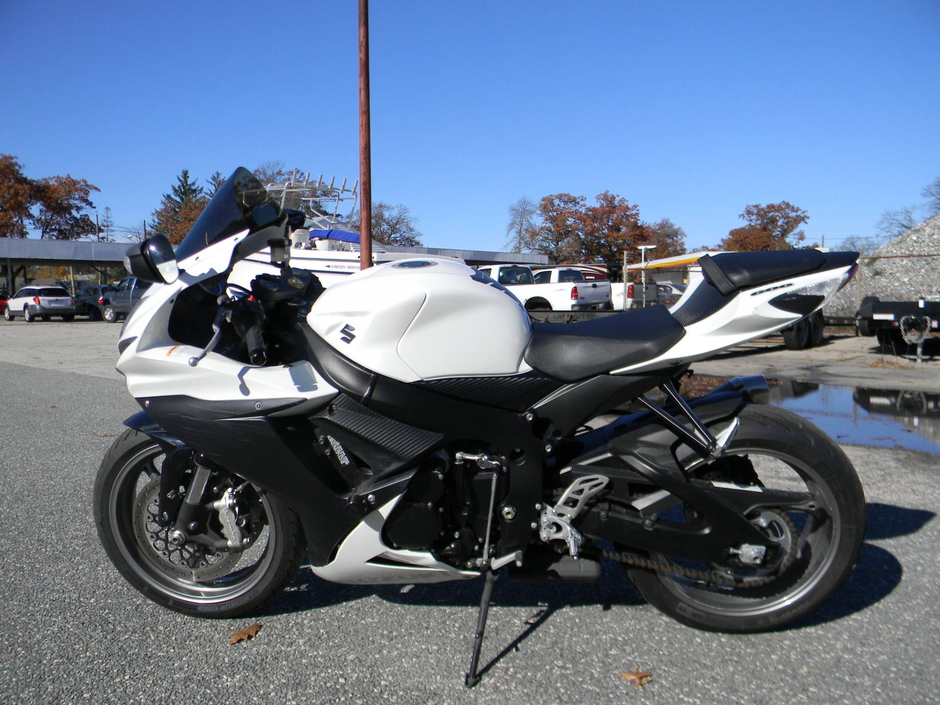 2011 Suzuki GSX-R600™ in Springfield, Massachusetts - Photo 5