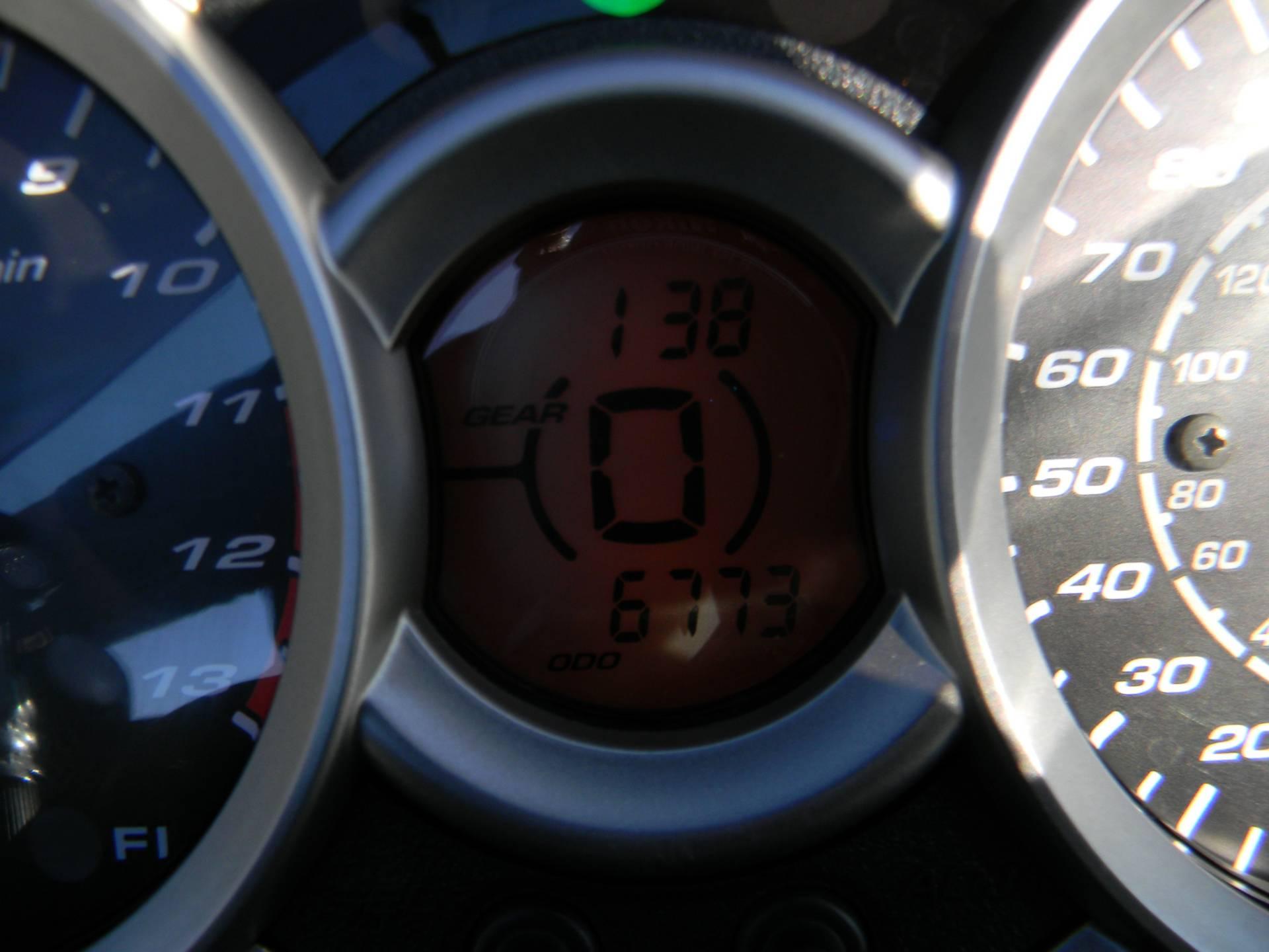 2009 Suzuki Hayabusa 4