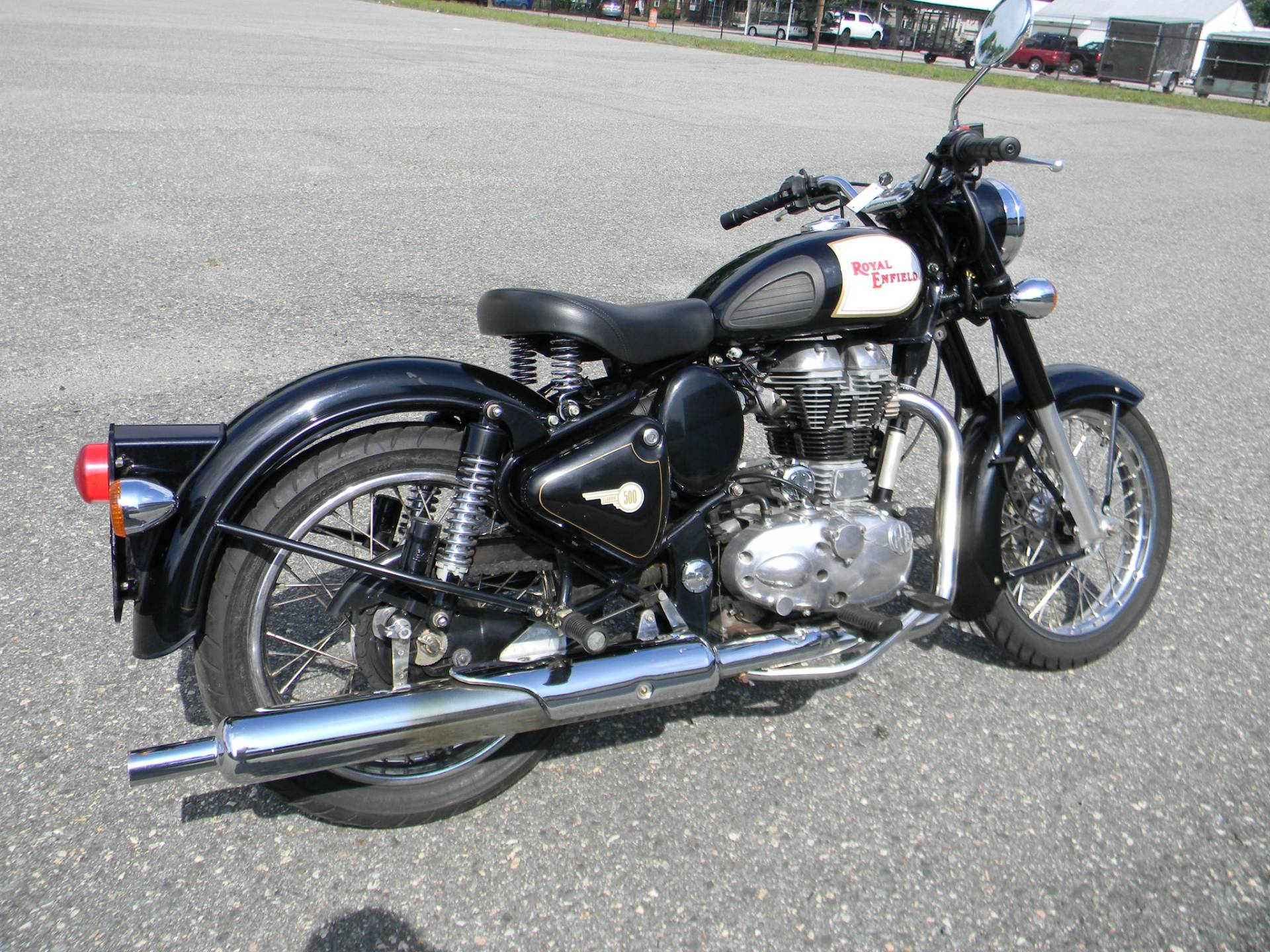 2010 Royal Enfield Bullet Classic C5 (EFI) in Springfield, Massachusetts