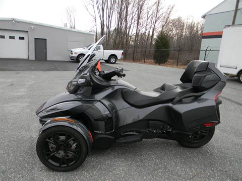 2019 Can-Am Spyder RT Limited in Springfield, Massachusetts - Photo 6