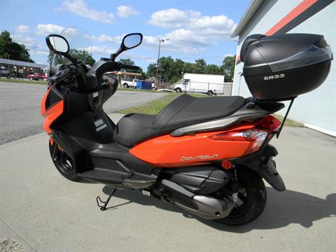 2013 Kymco Downtown 300i in Springfield, Massachusetts