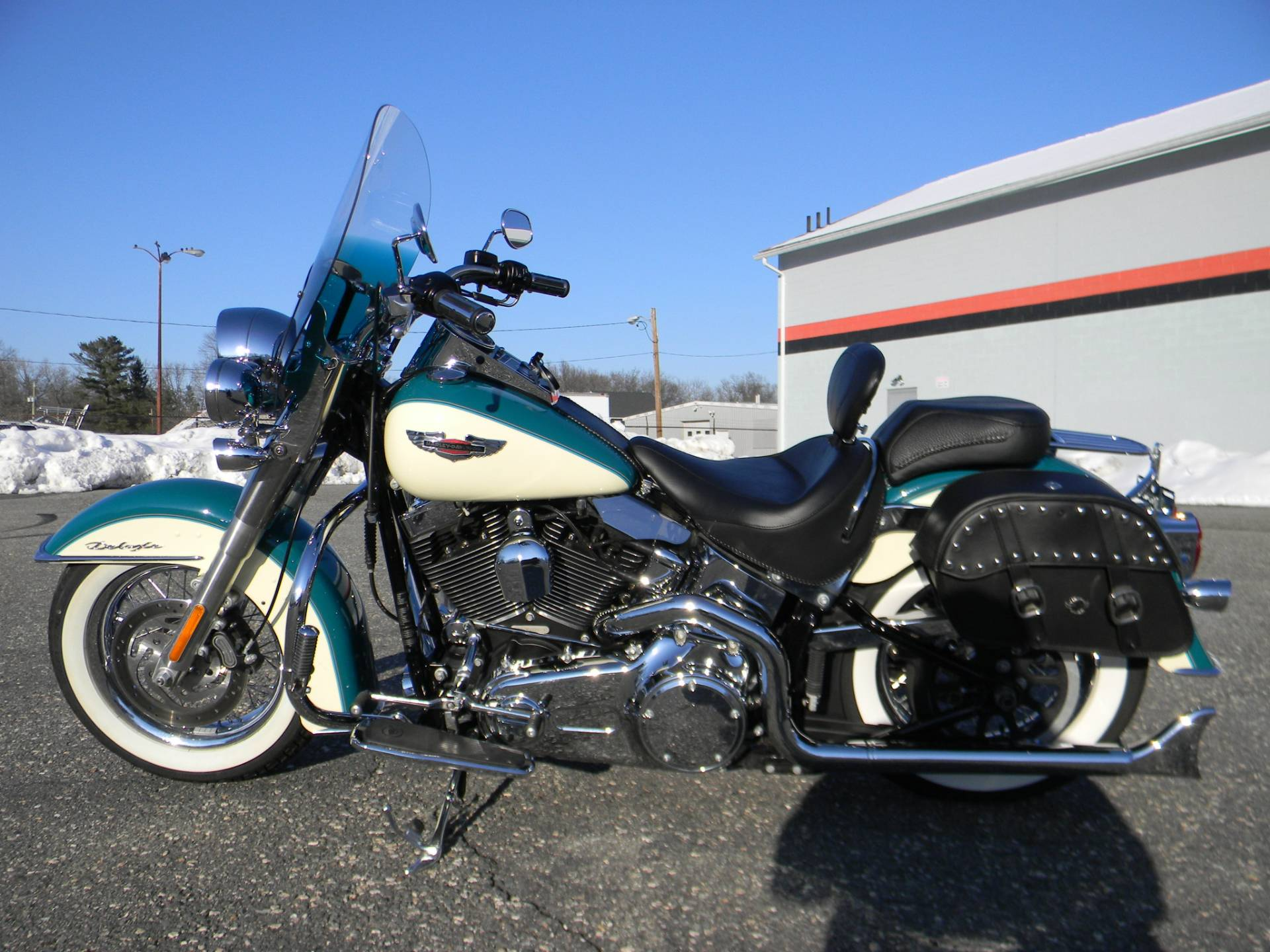 2009 Harley-Davidson Softail® Deluxe in Springfield, Massachusetts