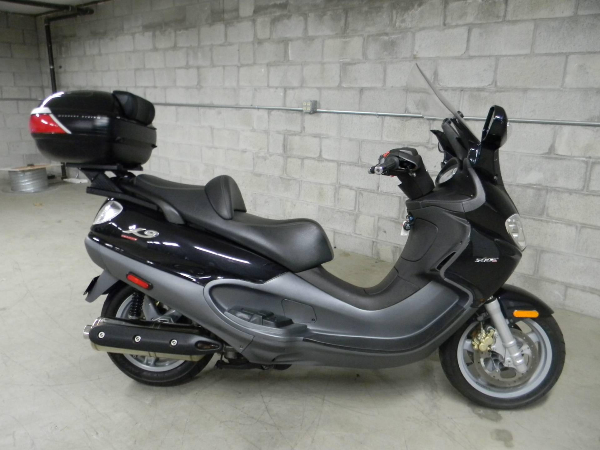 2007 Piaggio X9 Evolution 500 in Springfield, Massachusetts - Photo 1