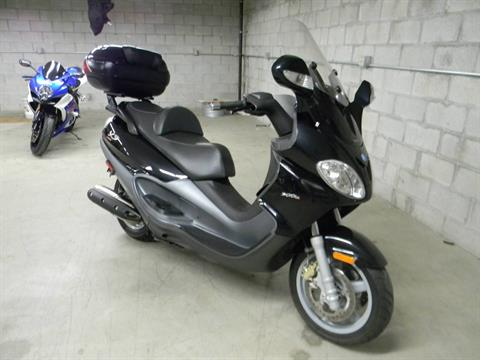 2007 Piaggio X9 Evolution 500 in Springfield, Massachusetts - Photo 2
