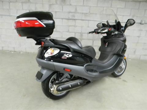 2007 Piaggio X9 Evolution 500 in Springfield, Massachusetts - Photo 3