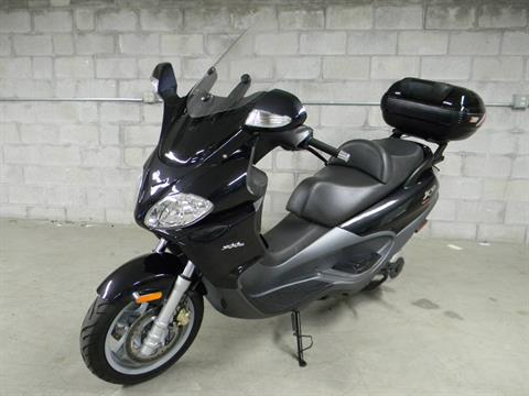 2007 Piaggio X9 Evolution 500 in Springfield, Massachusetts - Photo 4