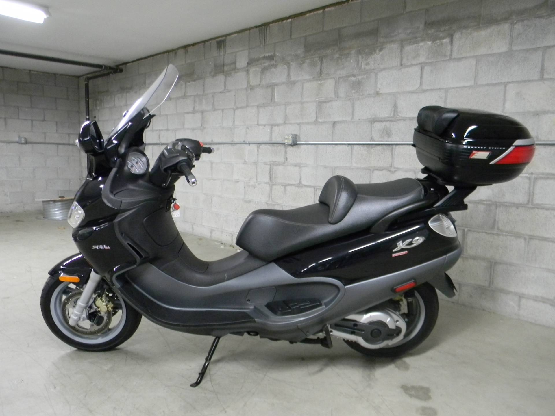 2007 Piaggio X9 Evolution 500 in Springfield, Massachusetts - Photo 5