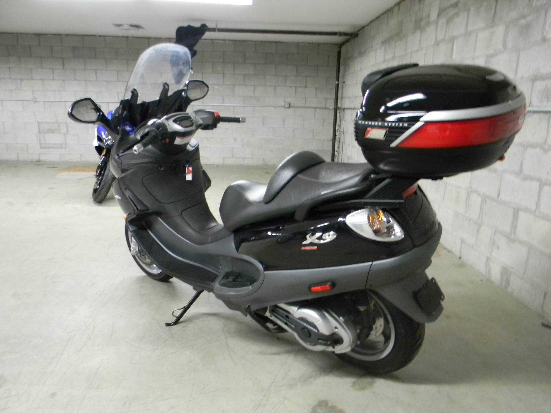 2007 Piaggio X9 Evolution 500 in Springfield, Massachusetts - Photo 6