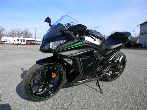 2015 Kawasaki Ninja® 300 SE in Springfield, Massachusetts - Photo 5