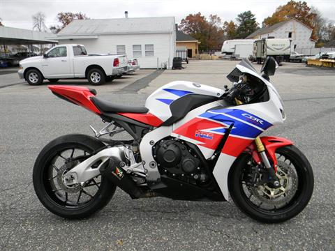 2013 Honda CBR®1000RR in Springfield, Massachusetts - Photo 1