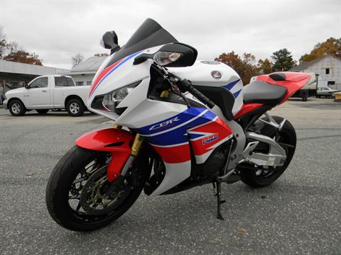 2013 Honda CBR®1000RR in Springfield, Massachusetts - Photo 5