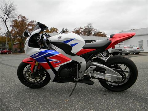 2013 Honda CBR®1000RR in Springfield, Massachusetts - Photo 6