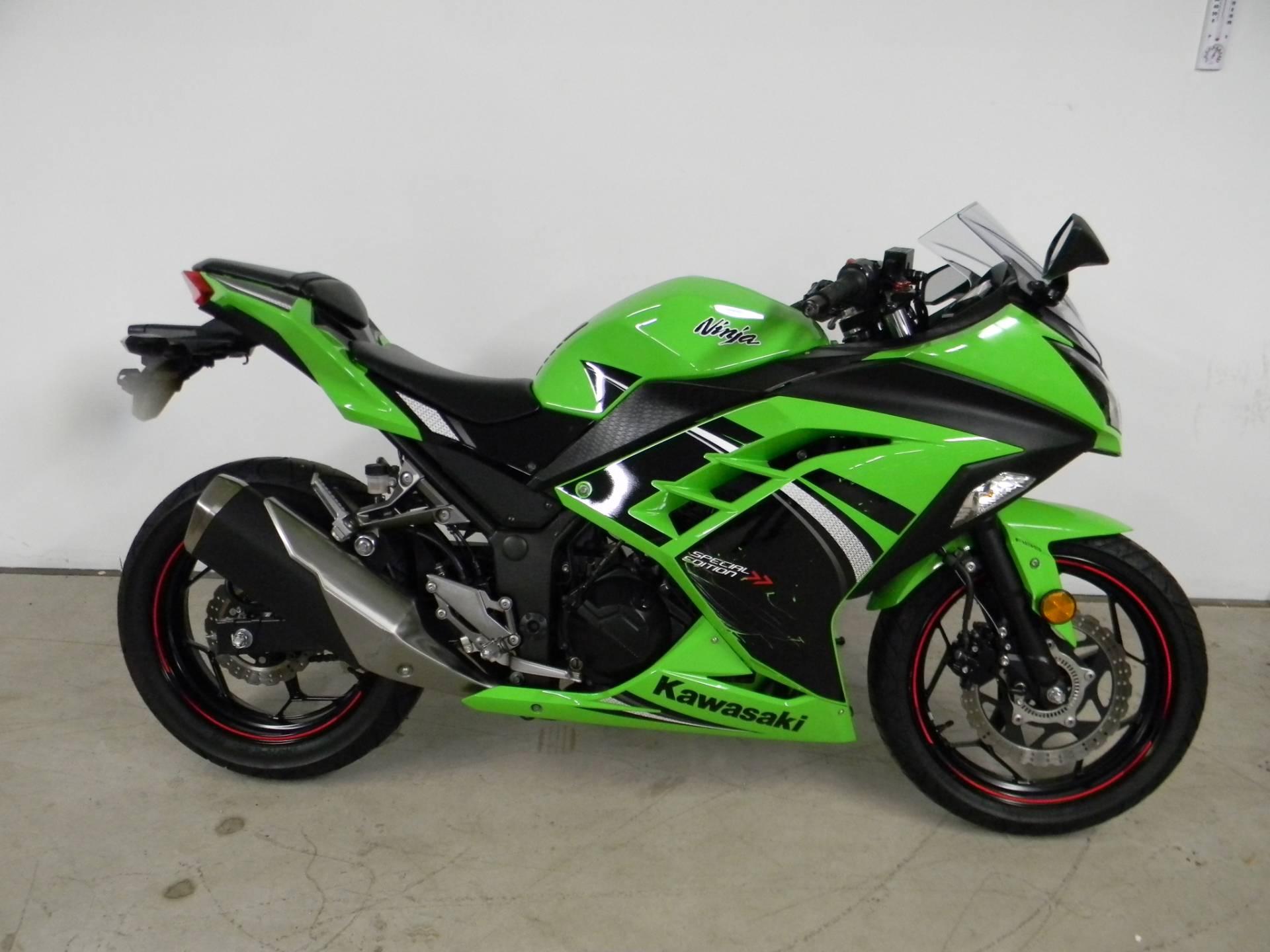 2014 Kawasaki Ninja 300 Abs Se Motorcycles Springfield