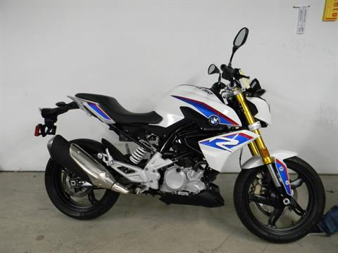2018 BMW G 310 R in Springfield, Massachusetts