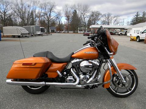 2015 Harley-Davidson Street Glide® Special in Springfield, Massachusetts