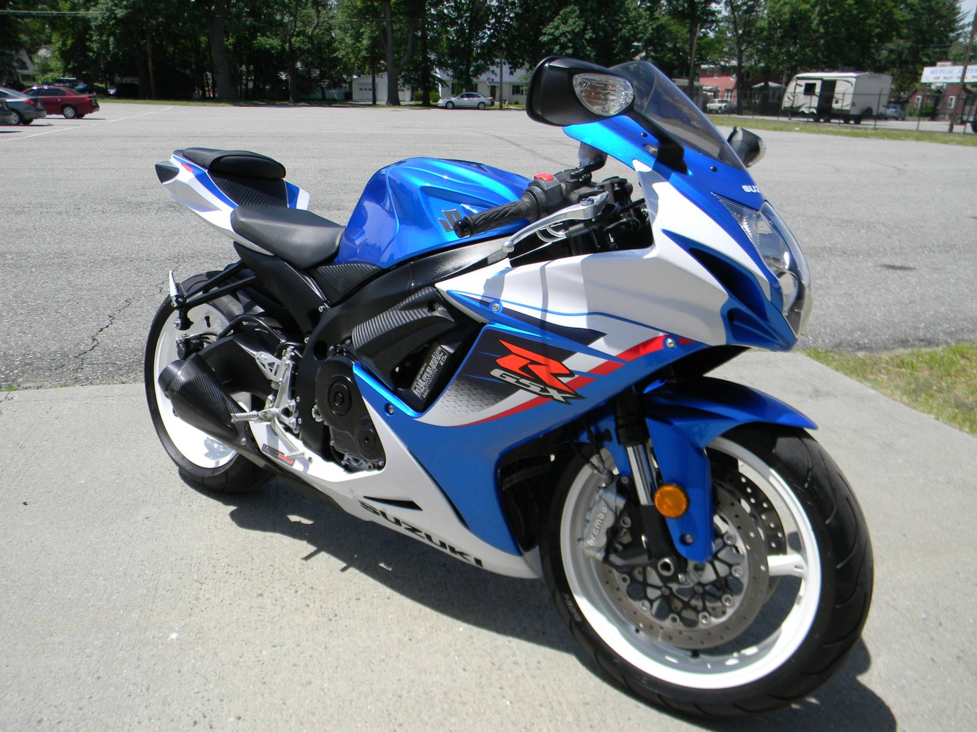 2013 Suzuki GSX-R600™ in Springfield, Massachusetts