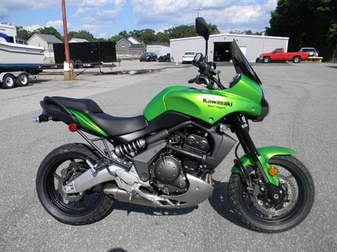 2009 Kawasaki Versys™ in Springfield, Massachusetts - Photo 1