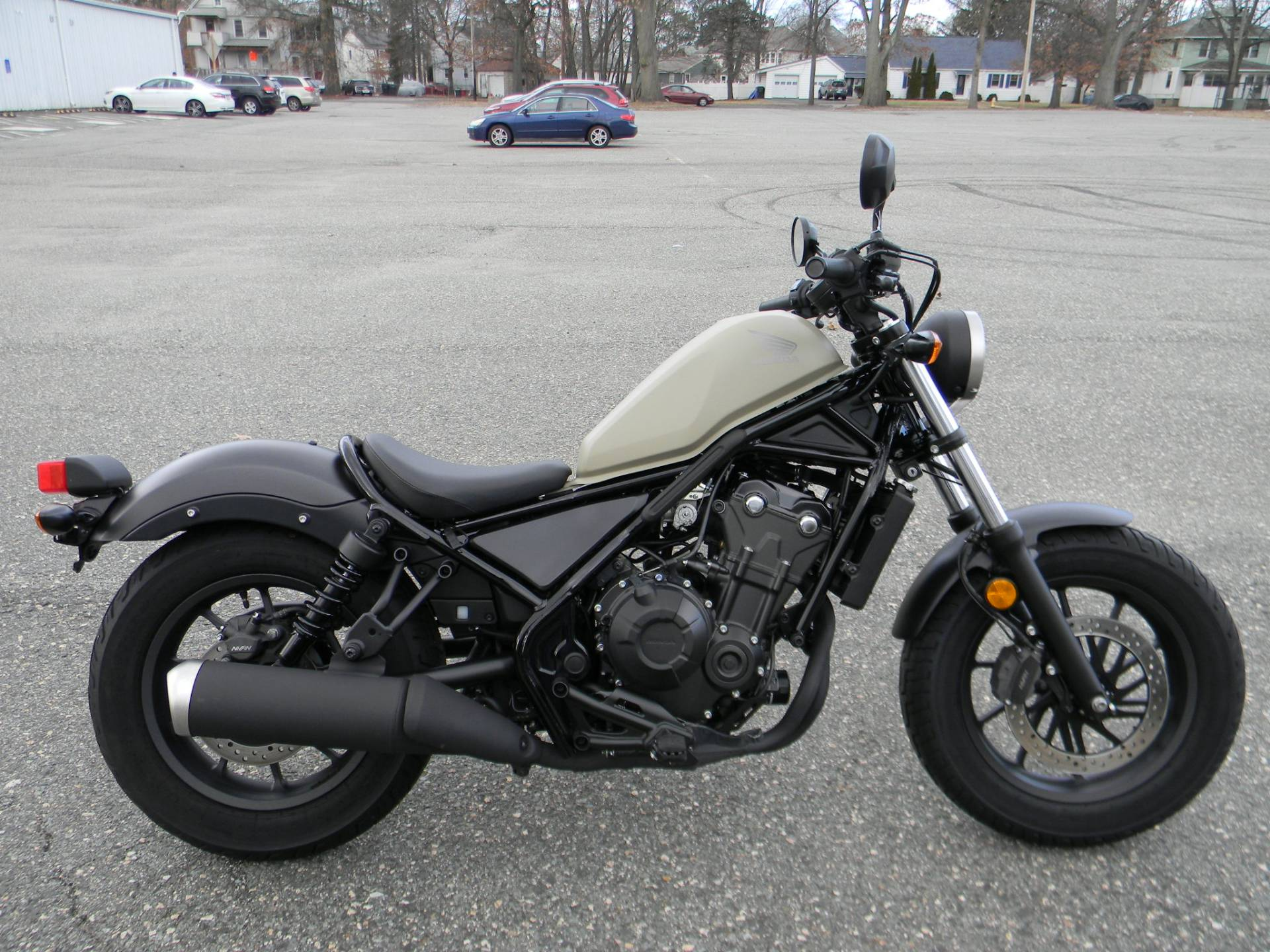 2019 Honda Rebel 500 ABS in Springfield, Massachusetts - Photo 1