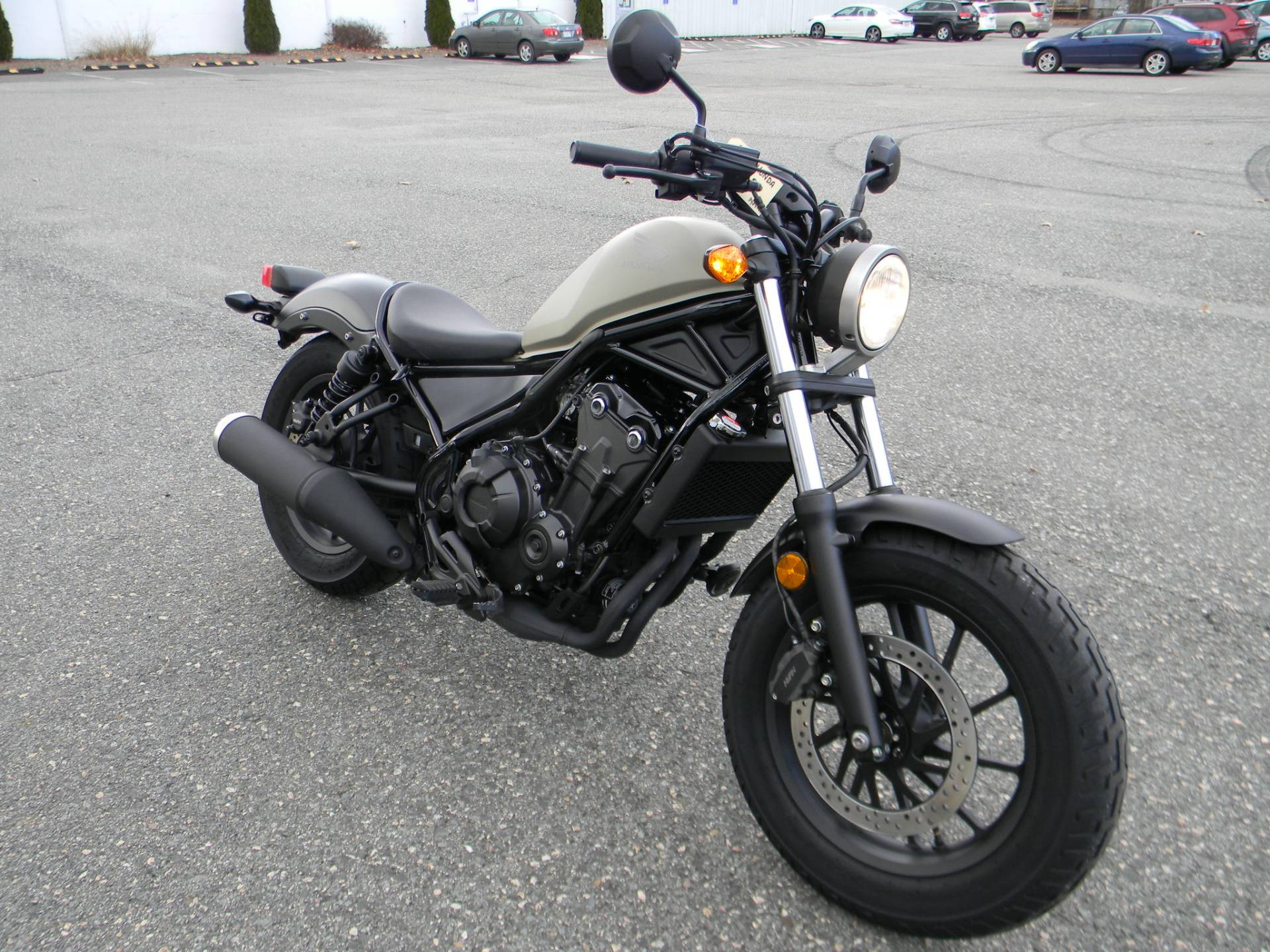 2019 Honda Rebel 500 ABS in Springfield, Massachusetts - Photo 2