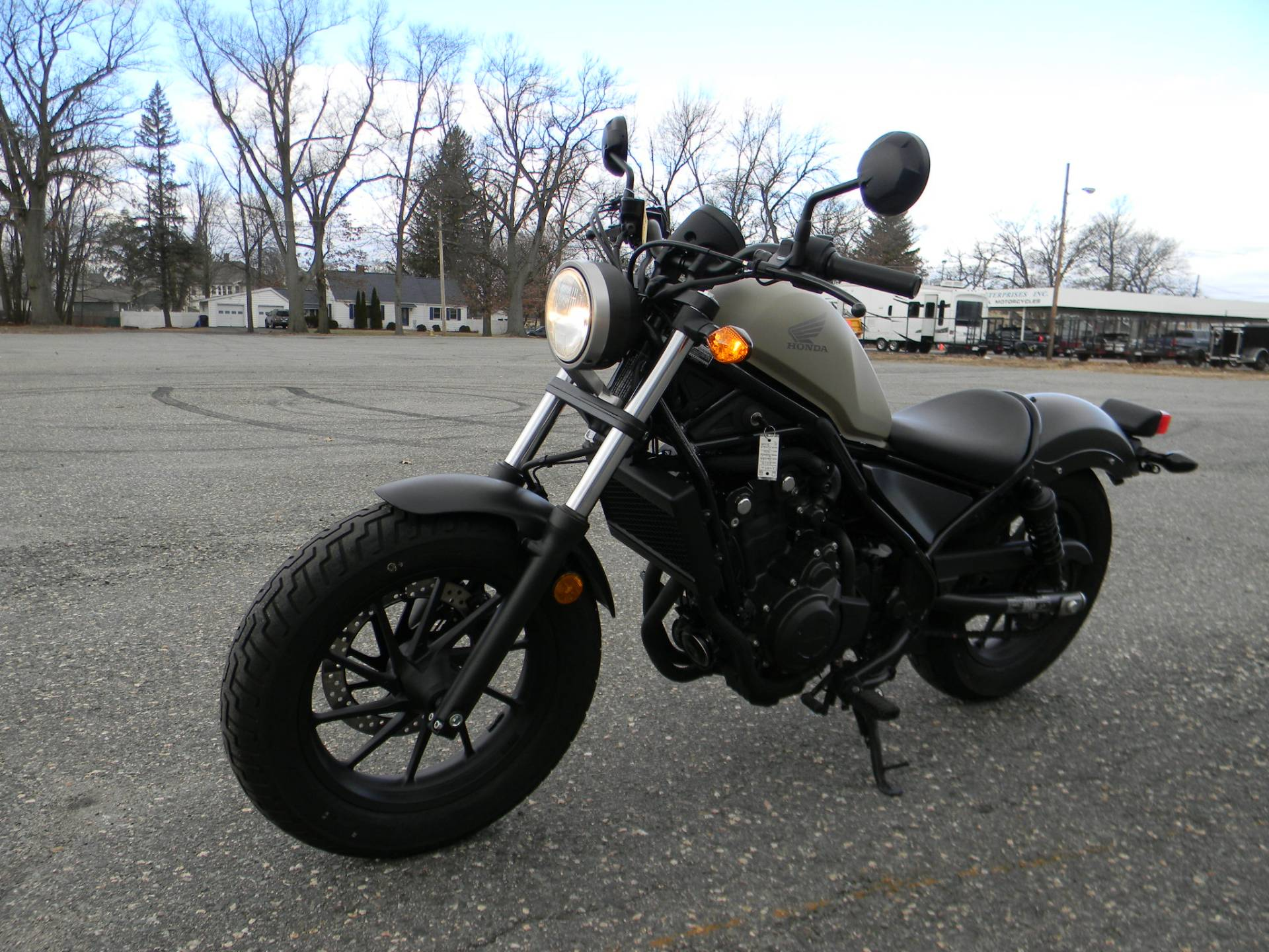 2019 Honda Rebel 500 ABS in Springfield, Massachusetts - Photo 5