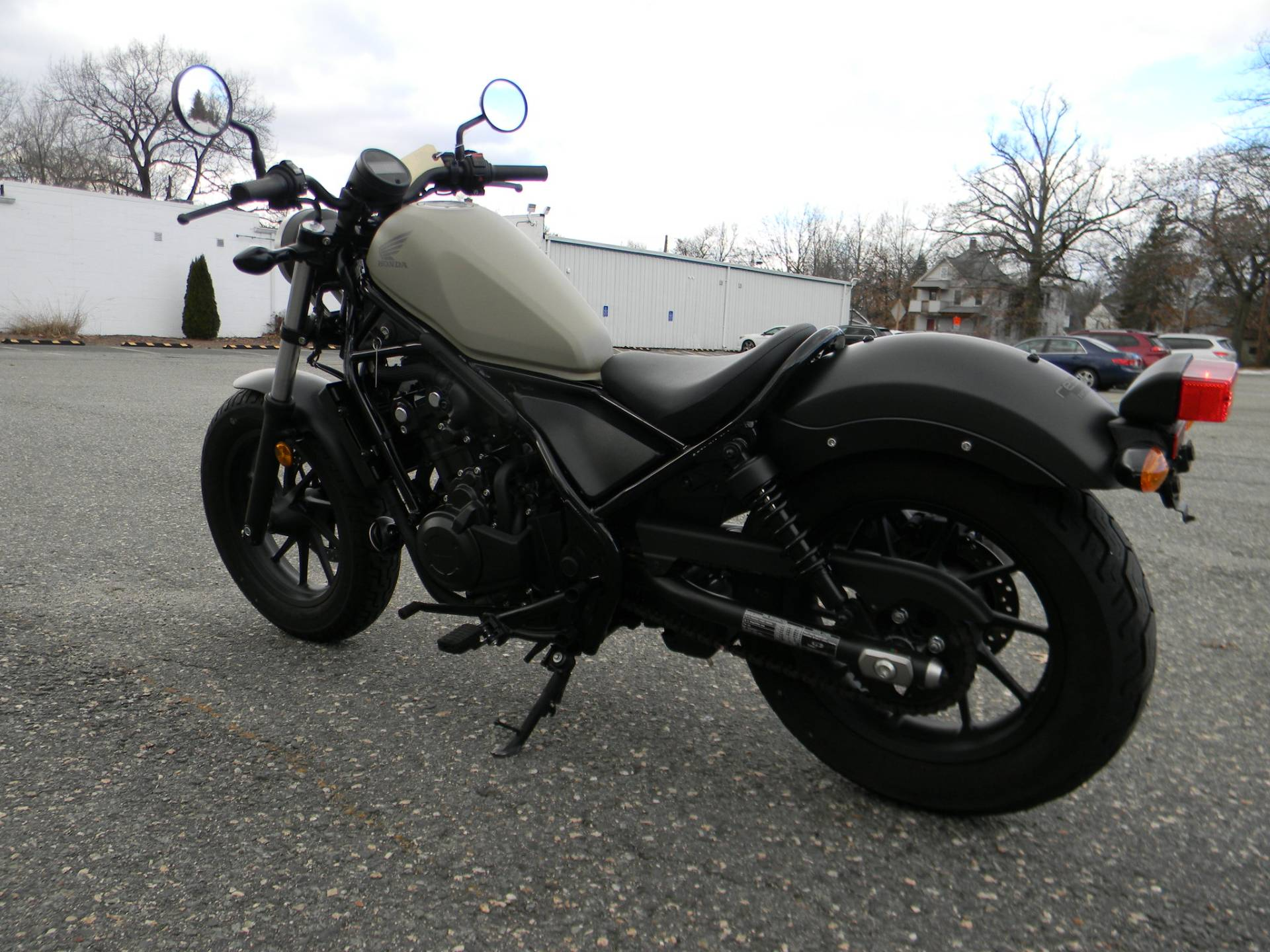 2019 Honda Rebel 500 ABS in Springfield, Massachusetts - Photo 7