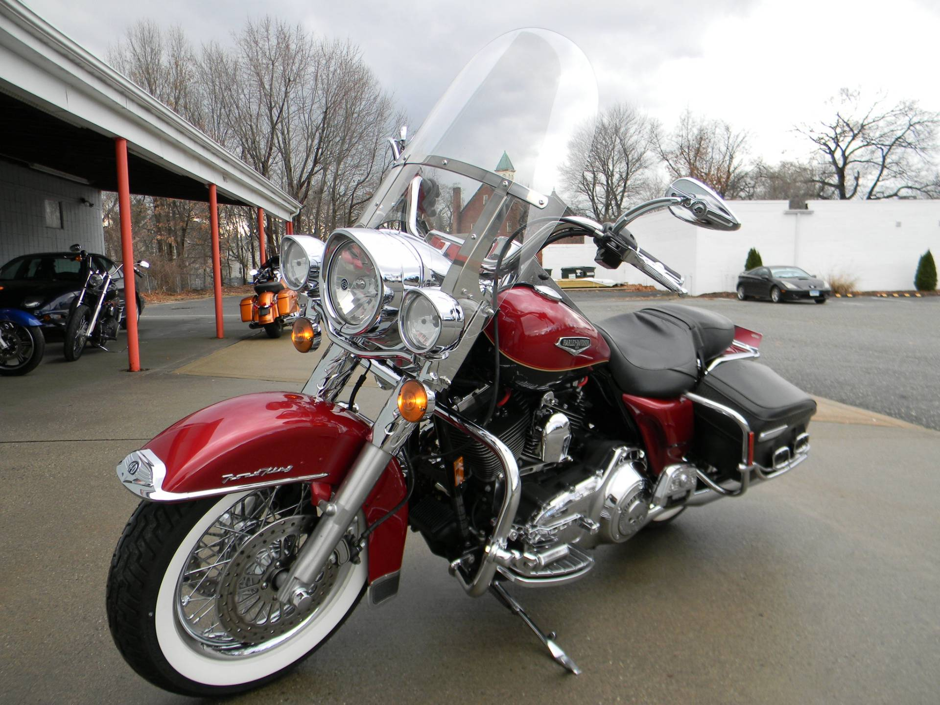2007 Harley-Davidson FLHRC Road King® Classic in Springfield, Massachusetts