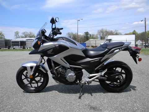 2012 Honda NC700X in Springfield, Massachusetts